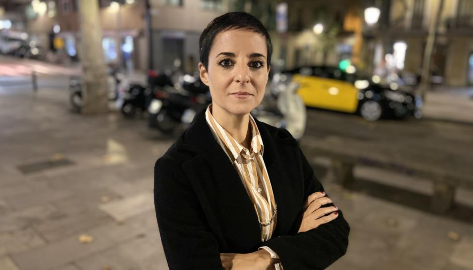L'escriptora i periodista Gemma Ruiz treballa als Serveis Informatius de Televisió de Catalunya