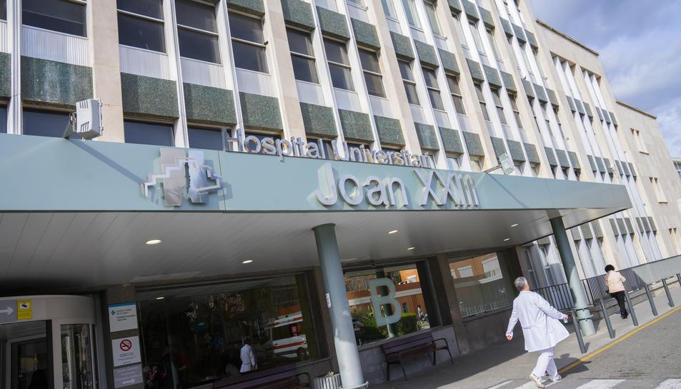 L'Hospital Joan XXIII adaptarà 5 boxes de la planta d'intermitjos en els quals s'hi poden instal·lar respiradors per intubar pacients.