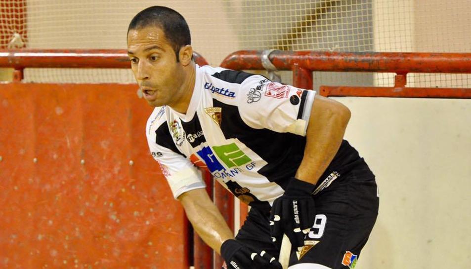 Jepi Selva és un dels jugadors més destacats del Viareggio, equip situat en setena posició en el campionat italià.