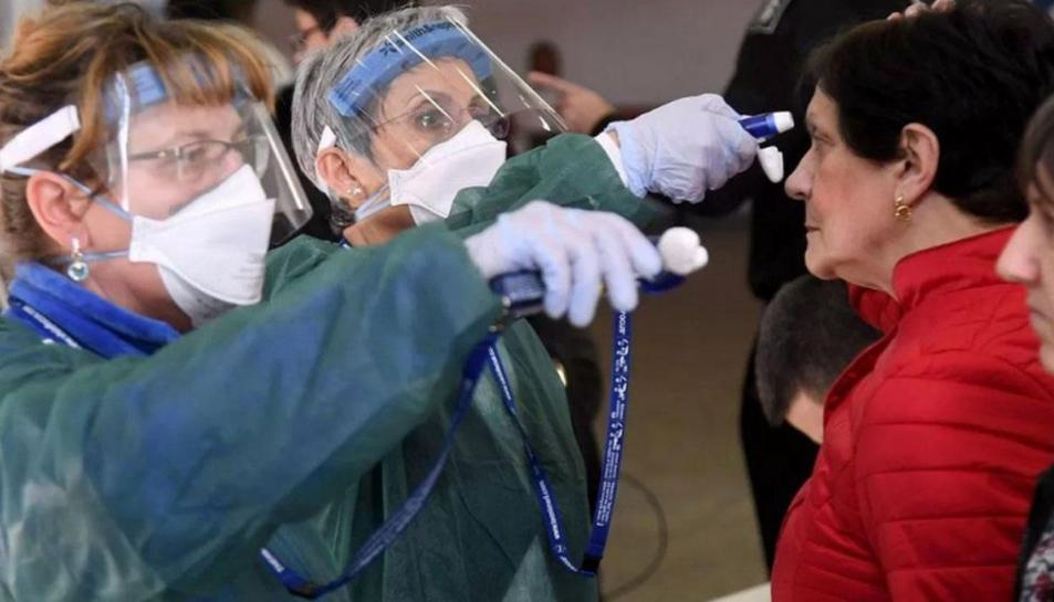 Europa supera els 330.000 contagis per coronavirus i s'apropa als 21.000 morts