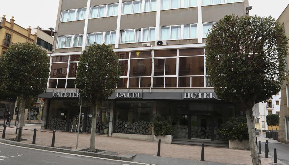 L'Hotel Gaudí és un dels que incentiva la reprogramació de vacances en lloc de les cancel·lacions.