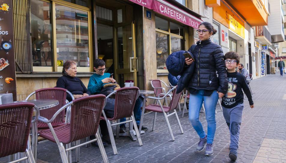 Escribano va expressar el seu temor que molts bars no podran fer front al pagament del lloguer.