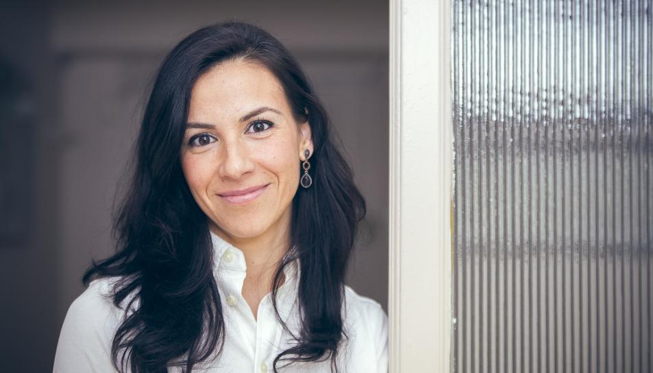 La psicòloga Eva Llatser.