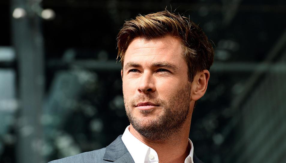 L'actor australià Chris Hemsworth.