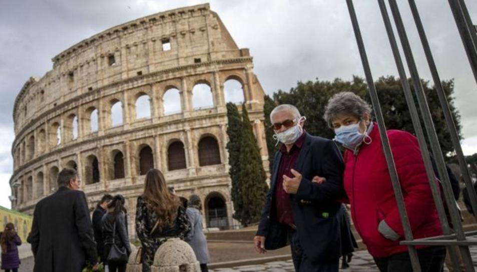 Itàlia és el país on més casos s'hi han detectat