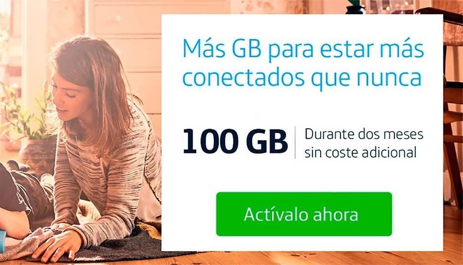 Imatge de la promoció de Movistar