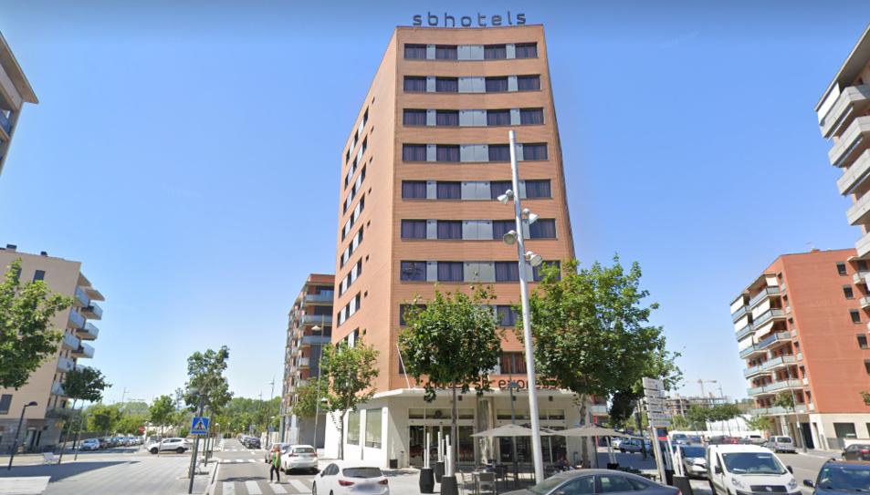 L'hotel SB Express Tarragona acollirà pacients de Joan XXIII i Santa Tecla