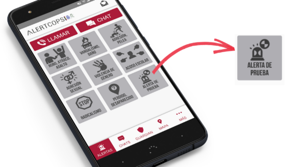AlertCops, una app per denunciar a qui se salti el confinament