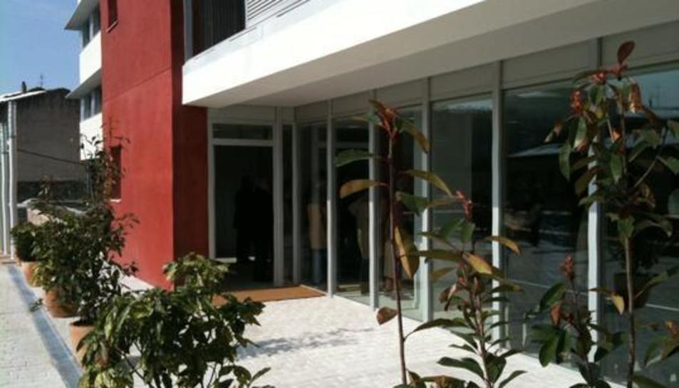 S'ha aïllat una planta amb residents afectats i s'ha desinfectat el centre
