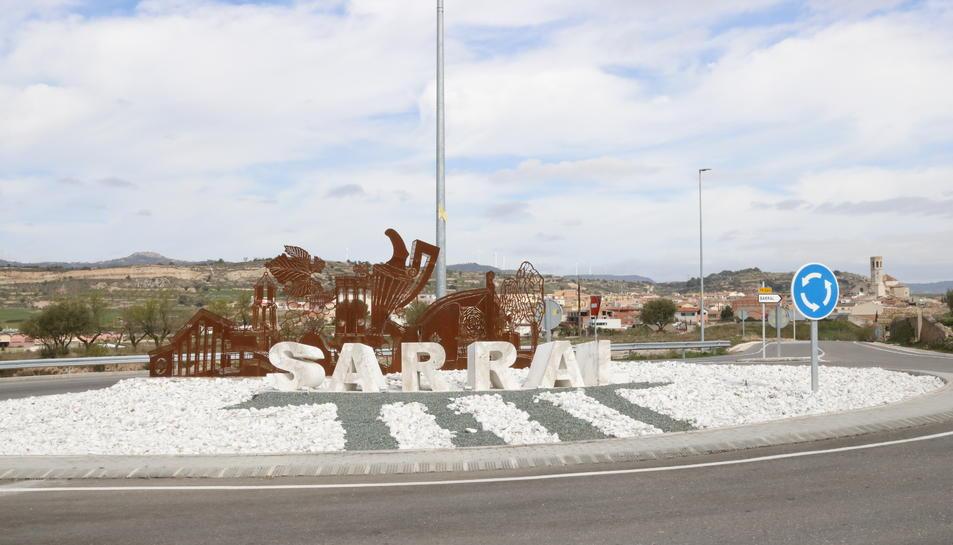 Sarral no ha pogut celebrar la festa a causa de la COVID-19