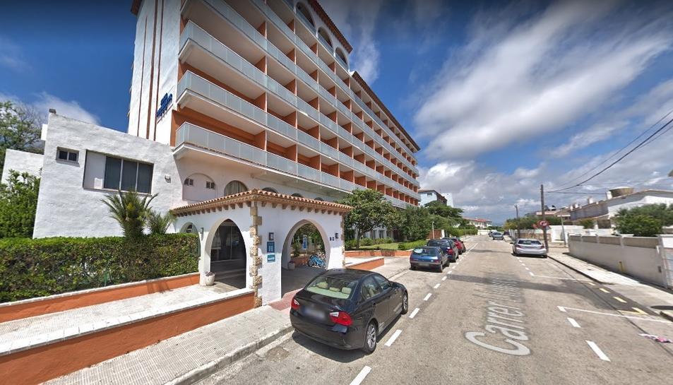 Imatge de l'Hotel Sant Salvador.