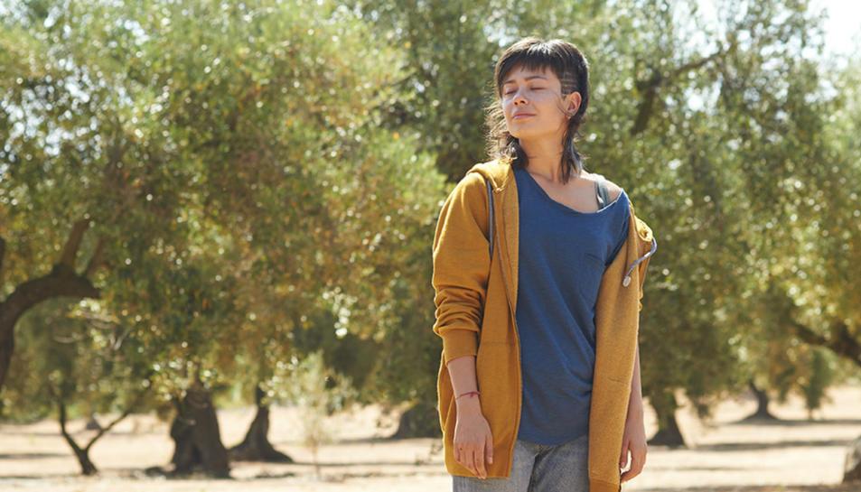 Anna Castillo és la protagonista de 'El Olivo', d'Icíar Bollaín.
