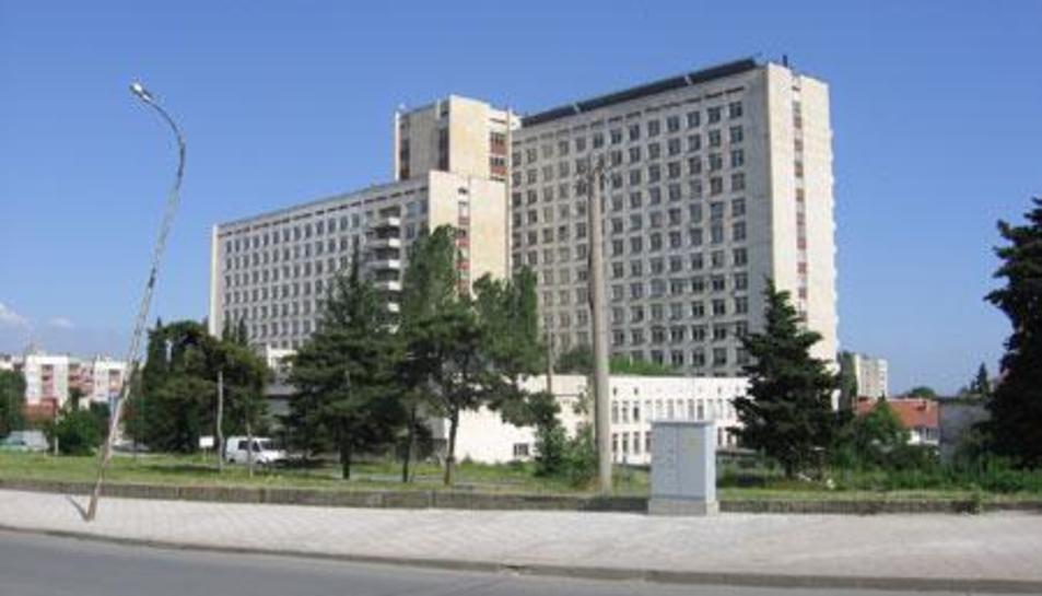 Imatge de l'hospital estatal d'Stara