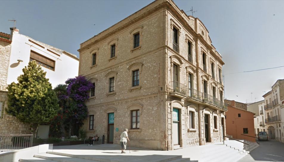 Imatge d'arxiu de l'Ajuntament de Calafell.