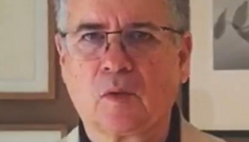 L'alcalde de Tarragona ha difós un vídeo de conscienciació poques hores abans que s'apliquin les noves mesures