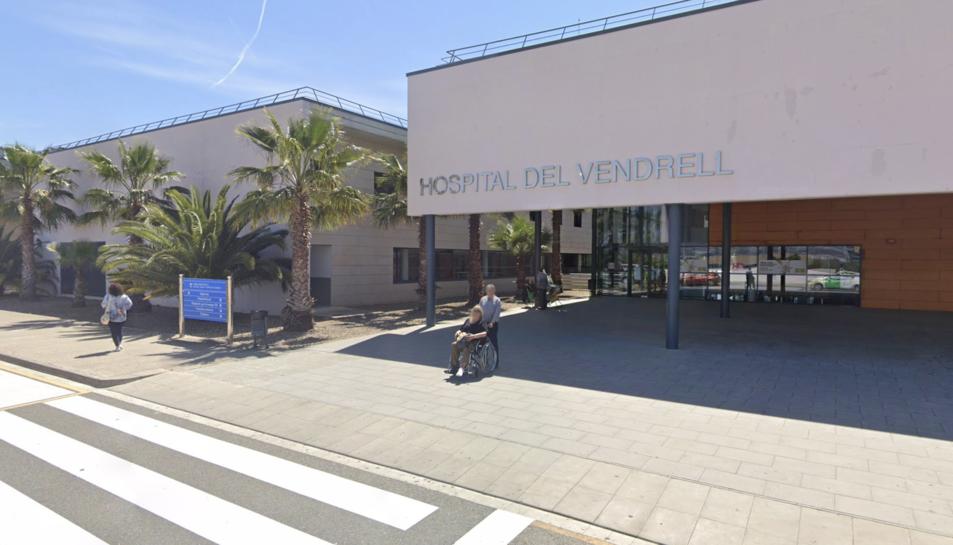 Imatge d'arxiu de l'Hospital del Vendrell.