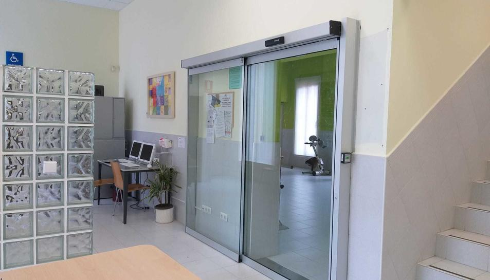 El centre neurorehabilitador de Mas Sabater a Reus