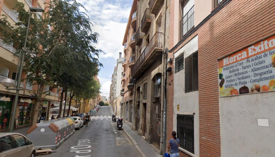 El carrer Orosi pot patir una profunda reforma urbanística en el decurs de l'any vinent.