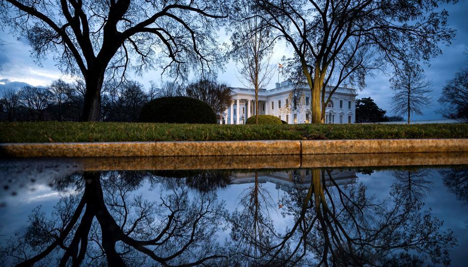 Imatge d'arxiu de la Casa Blanca.