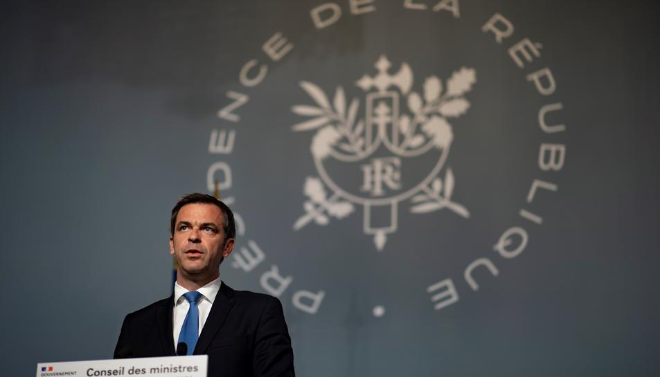 El ministre de Sanitat de França, Olivier Veran