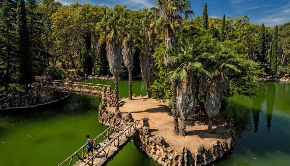 Imatge d'arxiu del Parc Samà