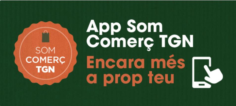 Imatge de l'app 'Som Comerç TGN'
