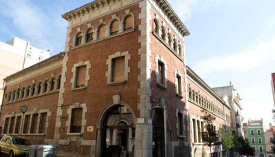 Imatge d'arxiu de la Biblioteca Pública de Tarragona.