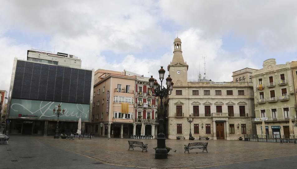 Una imagen de archivo del Ayuntamiento.