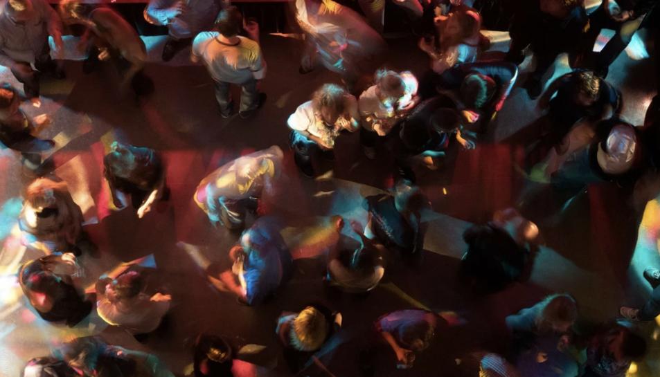 Imatge d'arxiu de la pista de ball d'una discoteca.