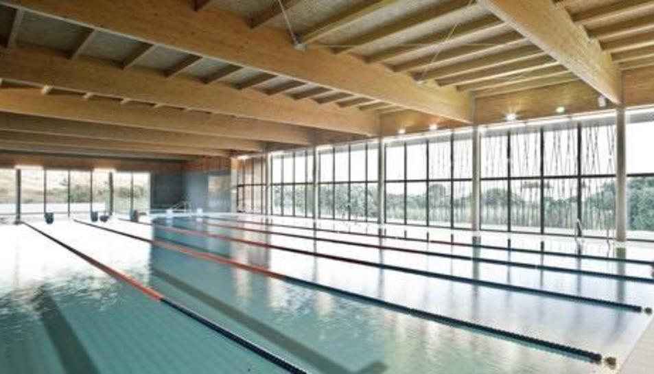 Les piscines municipals de Constantí.