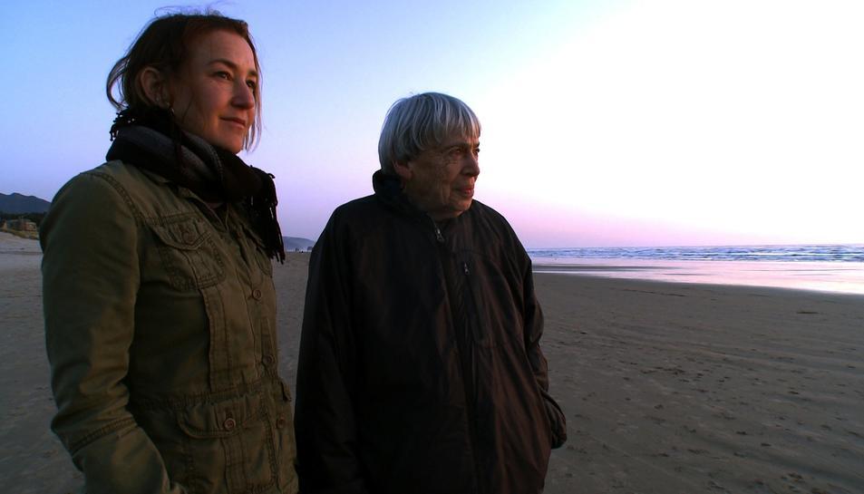 L'escriptora de literatura fantàstica Ursula K. Le Guin, una de les protagonistes de la 28a Mostra Internacional de Films de Dones de Barcelona.