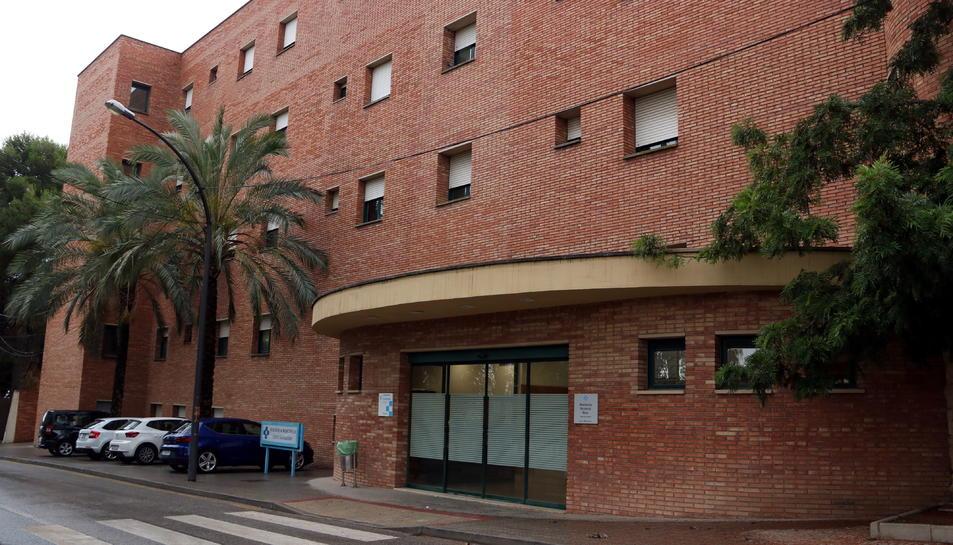 El centre sociosanitari Monterols ha patit un nou brot.