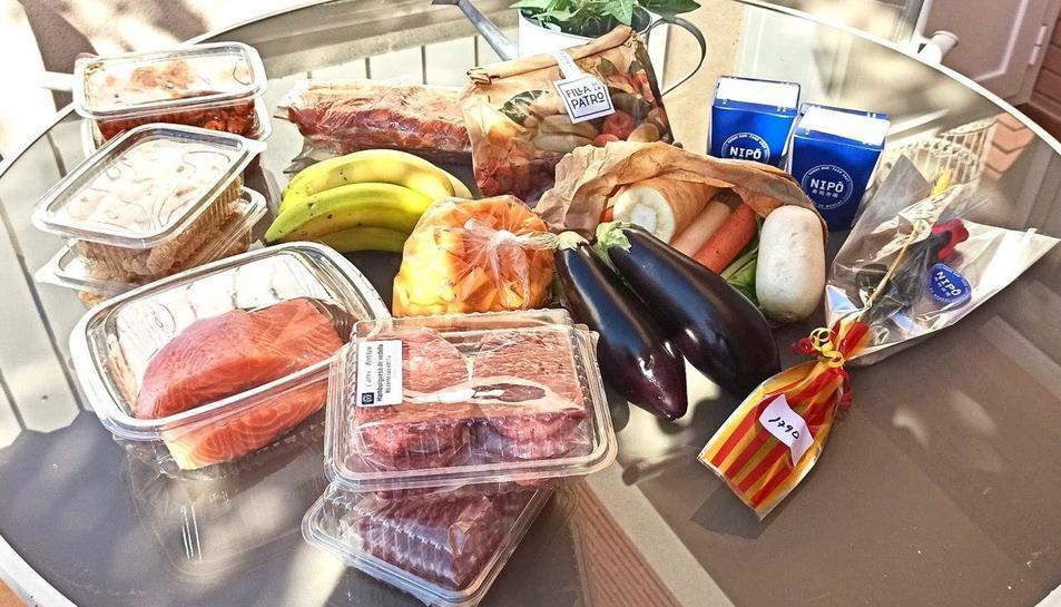 Imatge d'una compra online del Mercat