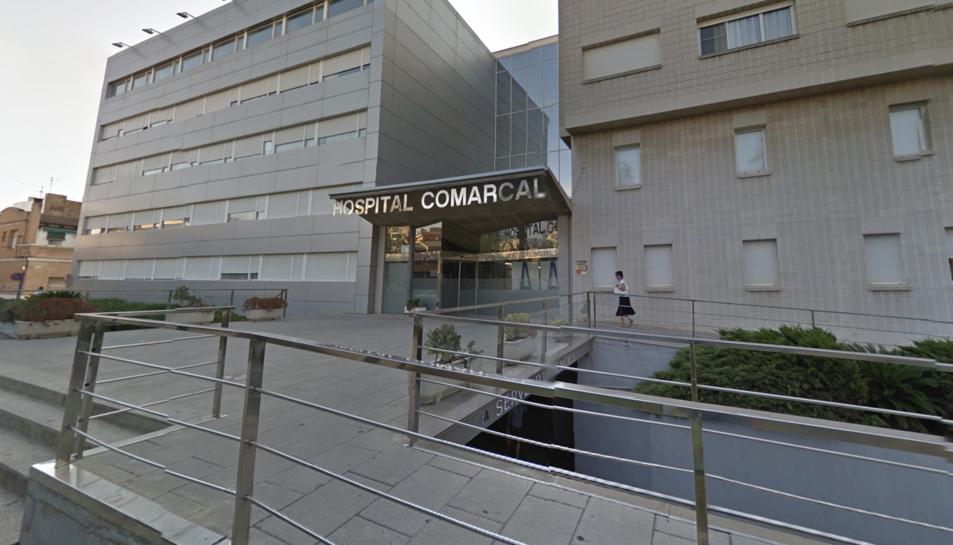 Imatge d'arxiu de l'Hospital Comarcal d'Amposta.