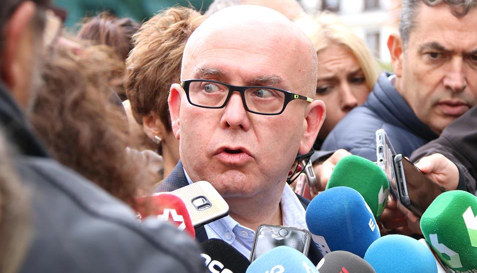 Imatge d'arxiu de l'advocat de Carles Puigdemont i Joaquim Torra, Gonzalo Boye.