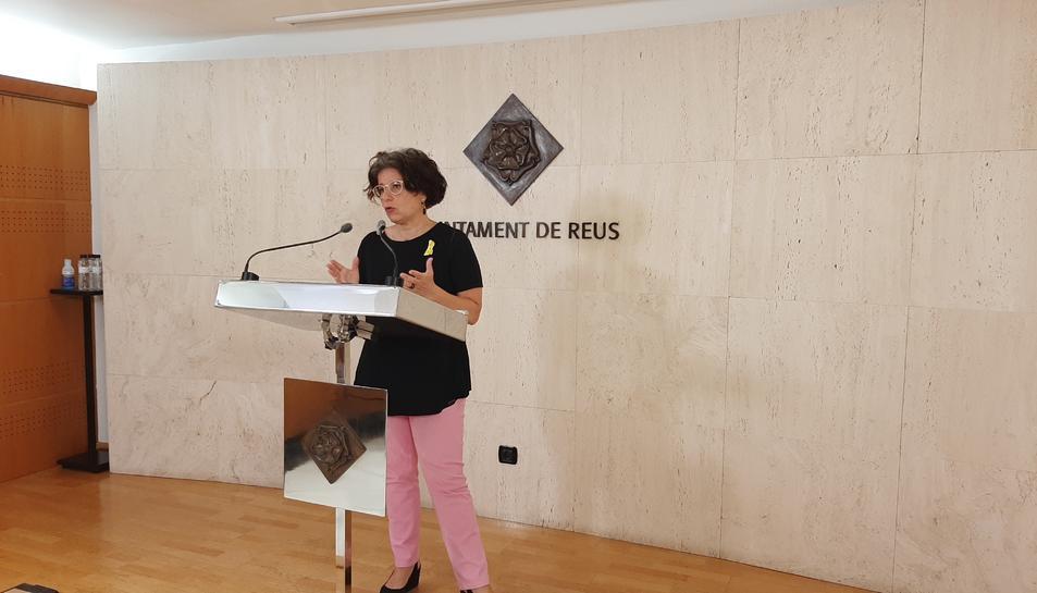 La regidora de Benestar Social va presentar ahir les ajudes