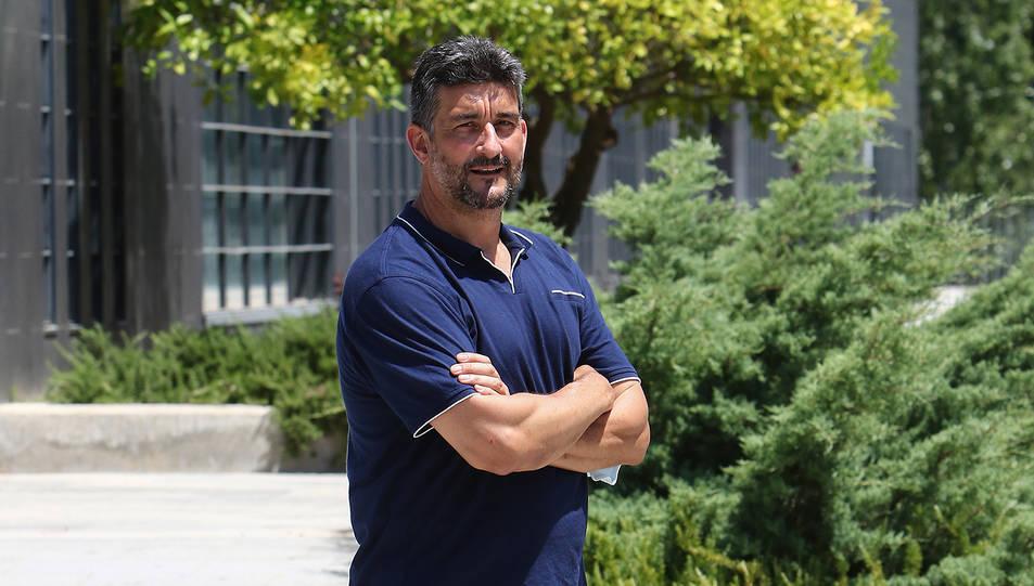 El gerent de la regió sanitària, Ramon Descarrega.