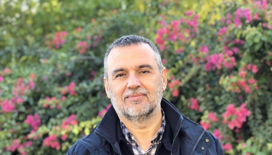 El doctor en Psicologia Pedro Moreno.