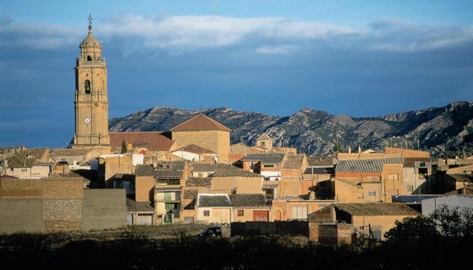 Imatge del municipi de Gandesa.