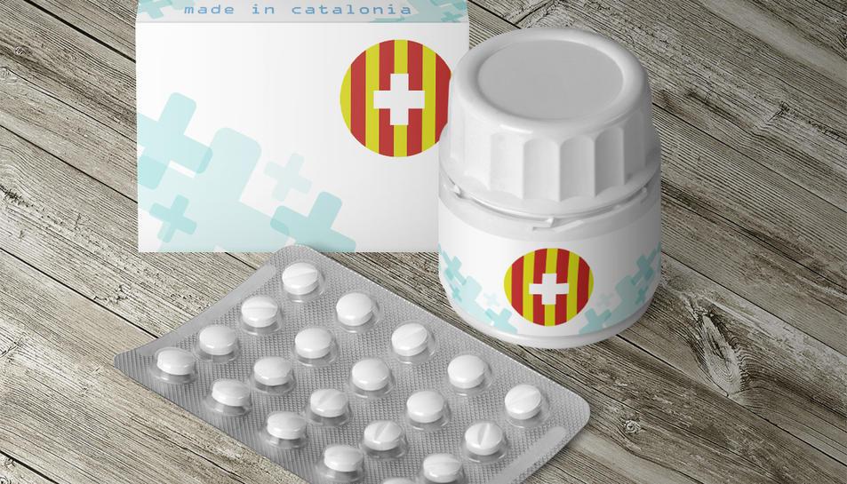 Reclament una empresa pública catalana dedicada a la producció farmacèutica.