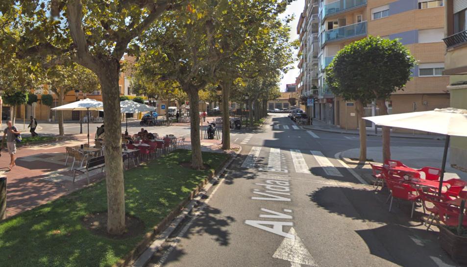 Els fets van succeir a un bar de l'avinguda Vidal i Barraquer.