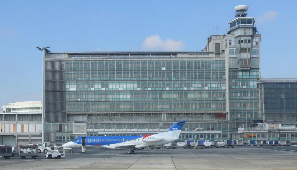 aeroport brusel·les