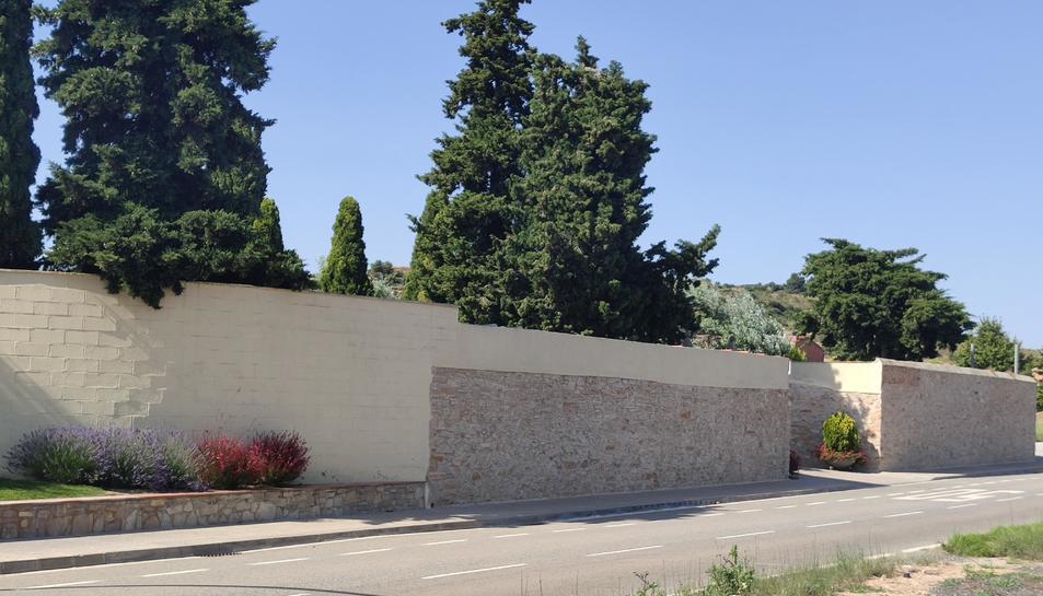 Cementiri de Sarral.