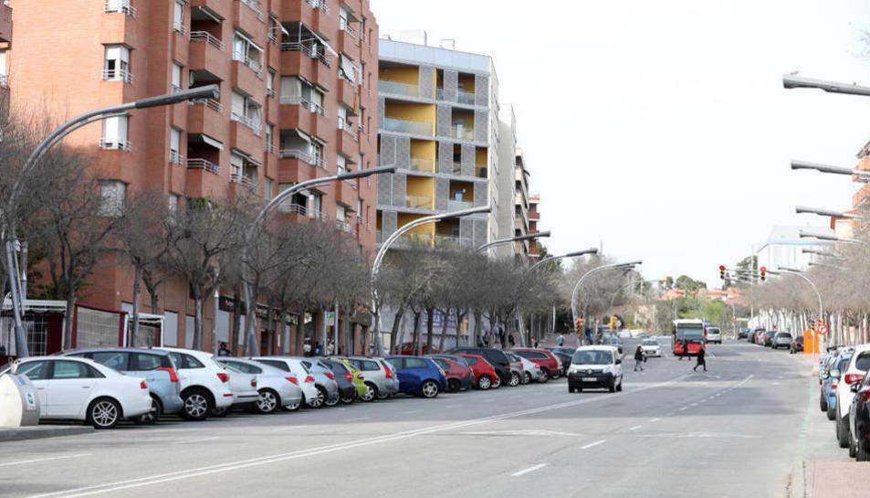 Imatge de diversos habitatges a Tarragona.