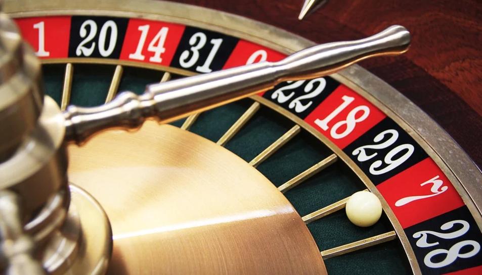 Imatge d'una ruleta.
