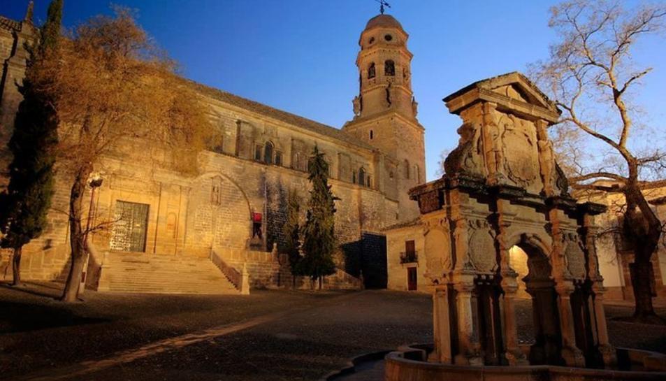 Imatge de la ciutat de Baeza, on s'ha celebrar l'assemblea de les ciutats Patrimoni de la Humanitat.