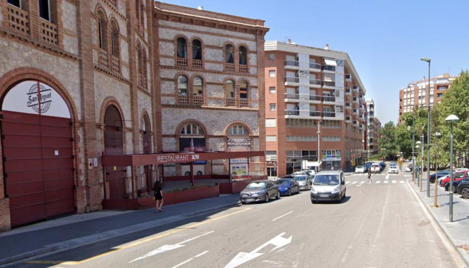 Els fets van passar per la zona de la Tarraco Arena Plaça.