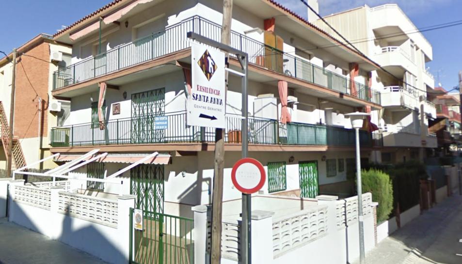 Imatge de l'exterior del centre.
