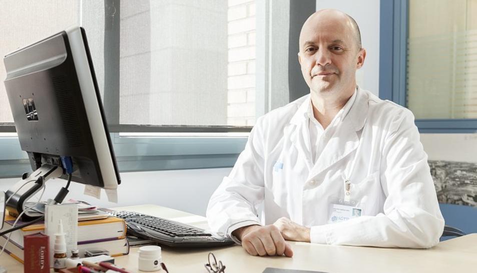 El doctor Pere Joan Cardona, que lidera la creació de la vacuna Ruti.