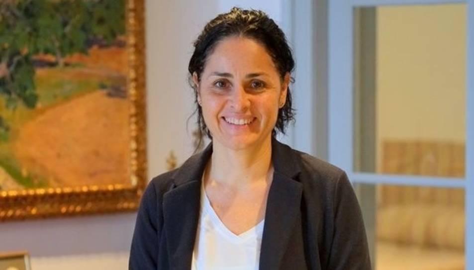 Núria Ballester, directora del Museu, en una imatge recent.
